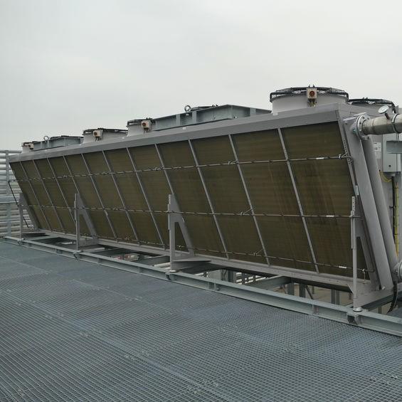EPDM and HVAC units